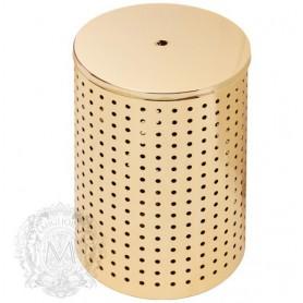 Корзина для белья (большая) Migliore 50.140 золото -