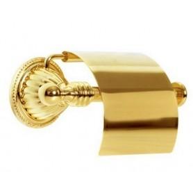 Держатель туалетной бумаги Bogeme Hermitage 10350 золото ➦ Vanna-retro.ru