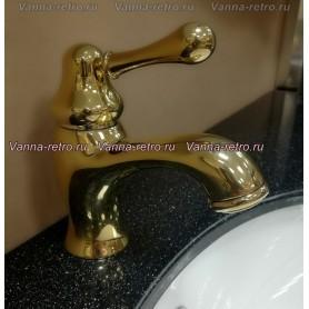 Смеситель для раковины Migliore Maya 8913 золото