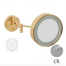 Зеркало оптическое с подсветкой Migliore ML.COM 50.336 хром