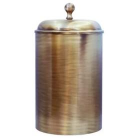 Ведро 5л. для мусора Bagno Associati Regency RE91592 бронза ➦ Vanna-retro.ru