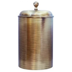 Ведро 8л. для мусора Bagno Associati Regency RE91692 бронза -