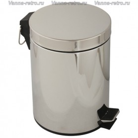 Ведро для мусора Veragio Gifortes VR.GFT-9020.CR ➦ Vanna-retro.ru