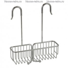 Полка решетка на смеситель Veragio Gifortes VR.GFT-9090.CR ➦ Vanna-retro.ru