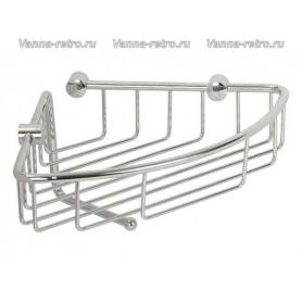 Полка решетка угловая Veragio Gifortes VR.GFT-9055.CR ➦ Vanna-retro.ru