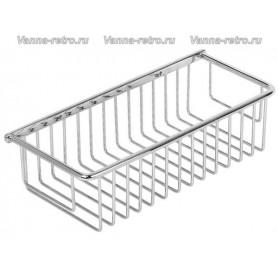 Полка решетка прямоугольная Veragio Gifortes VR.GFT-9045.CR ➦ Vanna-retro.ru