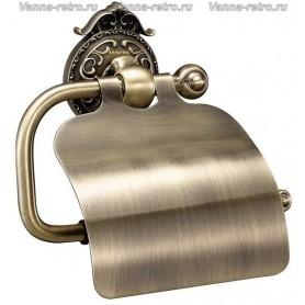 Бумагодержатель Hayta Gabriel Classic Bronze 13903-4 ➦ Vanna-retro.ru