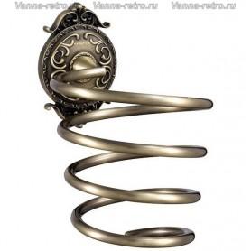 Держатель фена Hayta Gabriel Classic Bronze 13908-2 ➦ Vanna-retro.ru