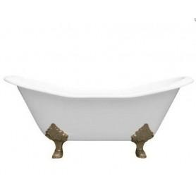 Чугунная ванна Magliezza Julietta (ножки бронза) 183х78 ➦ Vanna-retro.ru