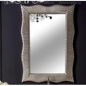 Зеркало Armadi Art Soho 527 серебро ➦ Vanna-retro.ru