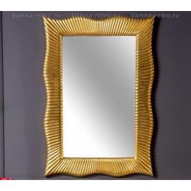 Зеркало Armadi Art Soho 526 золото ➦ Vanna-retro.ru