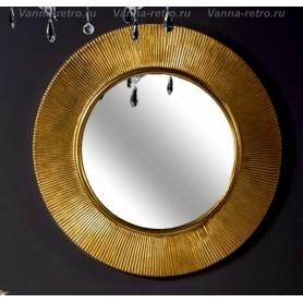 Зеркало Armadi Art Shine 528 золото ➦ Vanna-retro.ru