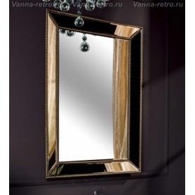 Зеркало Armadi Art Vogue 529 с зеркальной рамой ➦ Vanna-retro.ru