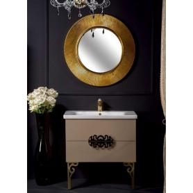 Мебель для ванной Armadi Art NeoArt 80 Capuccino ➦ Vanna-retro.ru