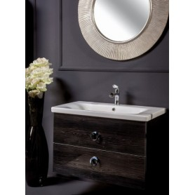 Мебель для ванной Armadi Art NeoArt 100 Black Wood