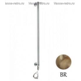 Полотенцесушитель электрический Margaroli Arcobaleno 616 - 900, бронза
