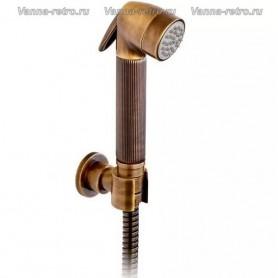 Гигиенический душ Nicolazzi 5523BZ бронза ➦ Vanna-retro.ru