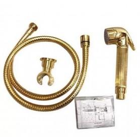 Гигиенический душ Nicolazzi 5523GB золото ➦ Vanna-retro.ru