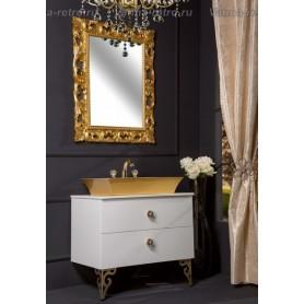 Мебель для ванной Armadi Art NeoArt 80 White под столешницу ➦ Vanna-retro.ru