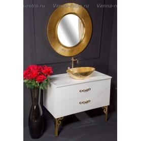 Мебель для ванной Armadi Art NeoArt 100 White под столешницу