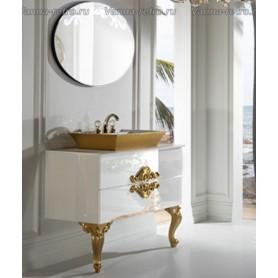 Мебель для ванной Armadi Art NeoArt 110 White под столешницу ➦ Vanna-retro.ru