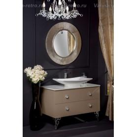 Мебель для ванной Armadi Art NeoArt 110 Capuccino под столешницу ➦ Vanna-retro.ru