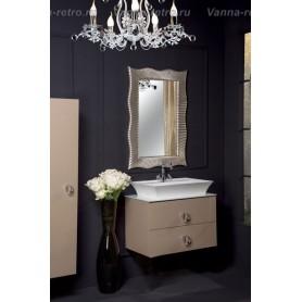 Мебель для ванной Armadi Art NeoArt 80 Capuccino под столешницу