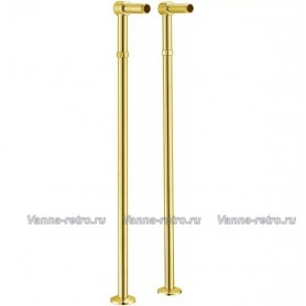 Колонны для напольного смесителя Boheme 602 золото