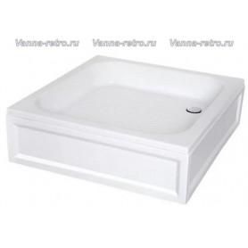 Поддон для душа акриловый RGW Acrylic B/CL-S 90х90 ➦ Vanna-retro.ru