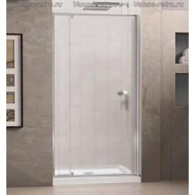 Душевая дверь RGW PA-02 (113-130)х185 стекло матовое (шиншилла)