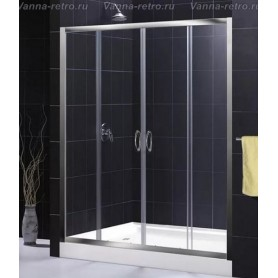 Душевая дверь RGW PA-11 130х195 стекло прозрачное