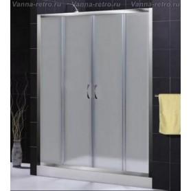 Душевая дверь RGW PA-11 (120-124)х195 стекло матовое
