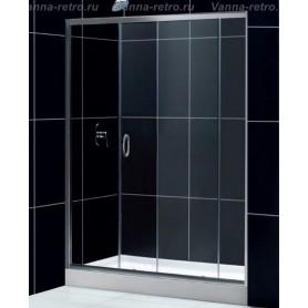 Душевая дверь RGW PA-12 (100-104)х195 стекло прозрачное