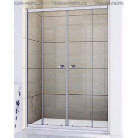 Душевая дверь RGW CL-10 (166-171)х185 стекло прозрачное ➦ Vanna-retro.ru