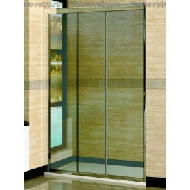 Душевая дверь RGW CL-11 (136х141)х185 стекло прозрачное