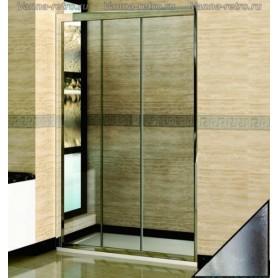 Душевая дверь RGW CL-11 (126х131)х185 стекло матовое