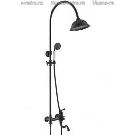 Душевая система Timo Adelia SX- 6010/ 04 black-antique