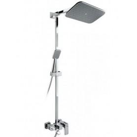 Душевая система для ванны и душа Timo Selene SX-1013 хром