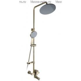 Душевая система для ванны и душа Timo Beverly SX-1060 antique ➦ Vanna-retro.ru