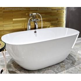 Ванна из искусственного камня AquaStone Бали 170х80 ➦ Vanna-retro.ru