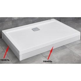 Панель для поддона Radaway Argos 140 см (белый) - Vanna-retro.ru