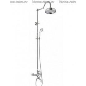 Душевая система для ванны Aksy Bagno Faenza Fa401-2002-2004 хром