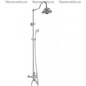 Душевая система для ванны Aksy Bagno Faenza Fa401-2002-2001 хром