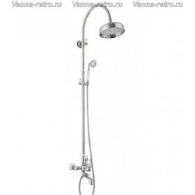 Душевая система для ванны Aksy Bagno Faenza Fa401-2005-2004 хром
