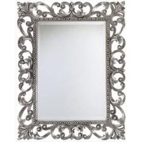 Зеркало De Aqua Багет R.0021.BA.ZF серебро ➦ Vanna-retro.ru