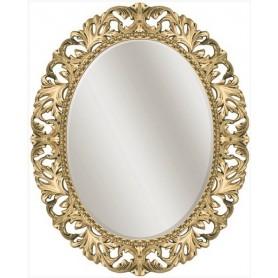 Зеркало De Aqua Багет 0.1021.BA.ZF золото ➦ Vanna-retro.ru