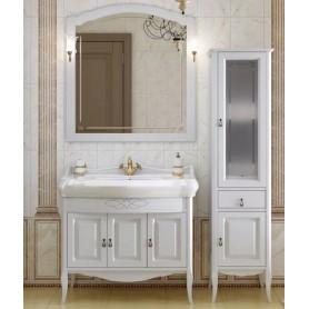 Мебель для ванной Опадирис Лоренцо 100 цвет белый