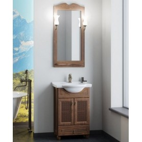 Мебель для ванной Опадирис Тибет 50 цвет орех