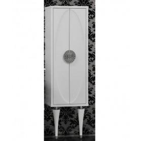 Пенал Смайл Ибица цвет белый, ручки хром