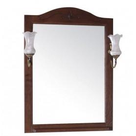 Зеркало АСБ Салерно 65 цвет орех